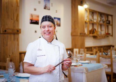 La Baldigara Ristorantino - Il ristorante - Lo Chef