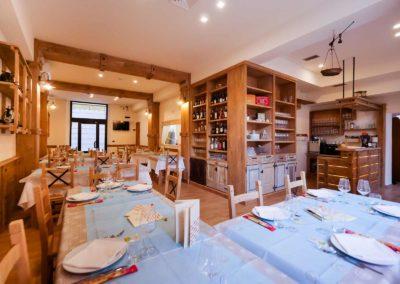 La Baldigara Ristorantino - Il ristorante